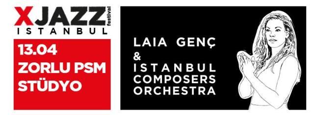 Laia Genc ICO banner